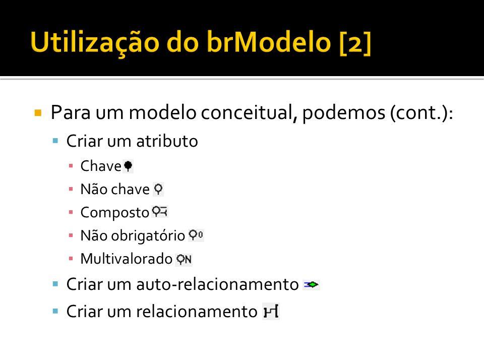 Utilização do brModelo [2]
